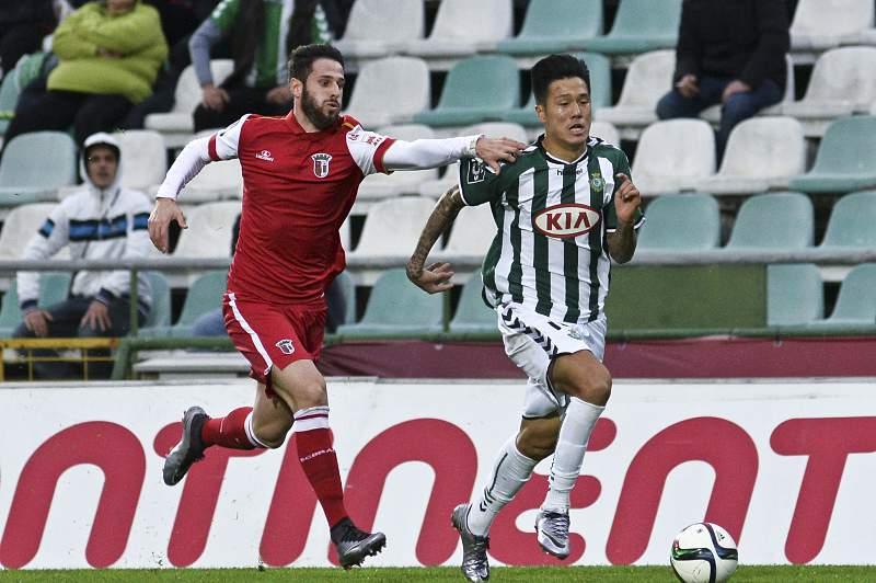 V. Setúbal - SC Braga