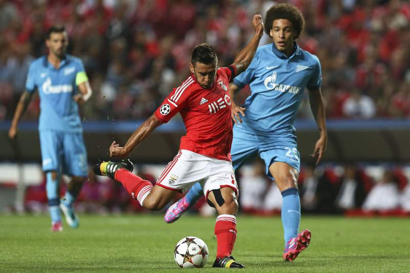 Benfica vs Zenit 2014