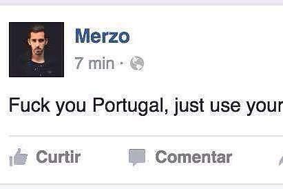 Dj insultou Portugal e os portugueses responderam