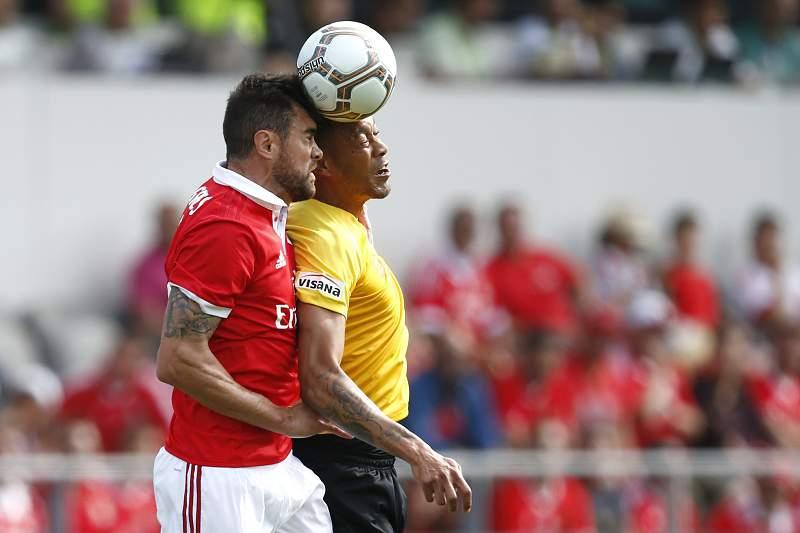 Benfica enfrentou o Young Boys na Suíça