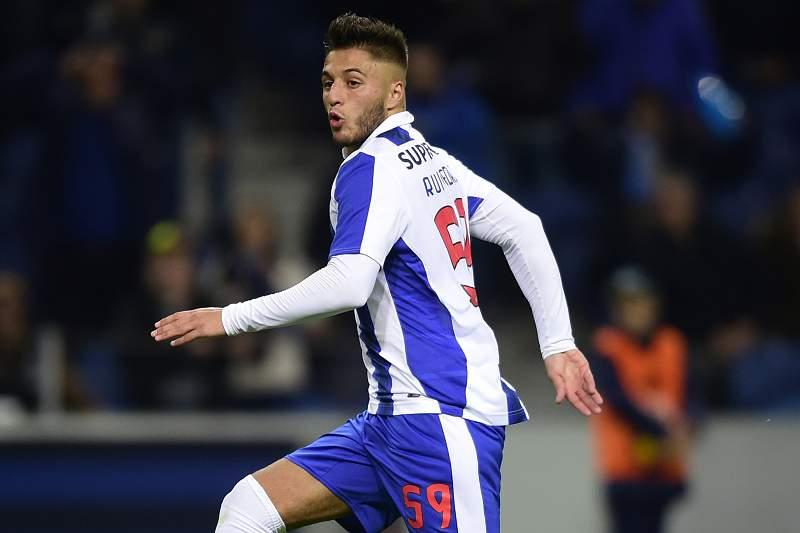 Rui Pedro marca para o FC Porto