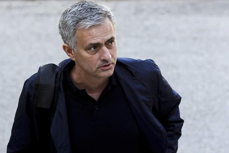 Jose Mourinho in Portugal