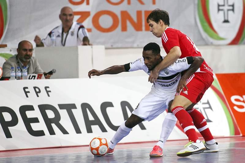 Benfica vs AD Fundão
