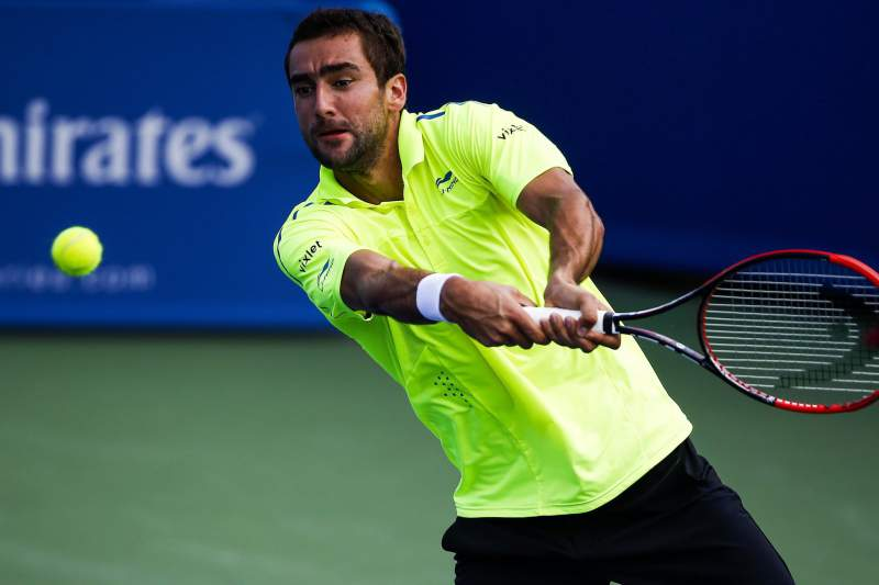 Western and Southern Open tennis