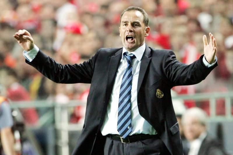 Víctor Fernández treinou o FC Porto