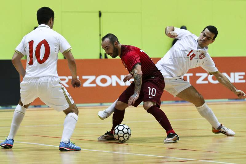 Futsal: Portugal vs Poland