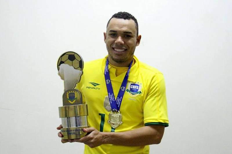 Dieguinho reforça equipa de futsal do Sporting