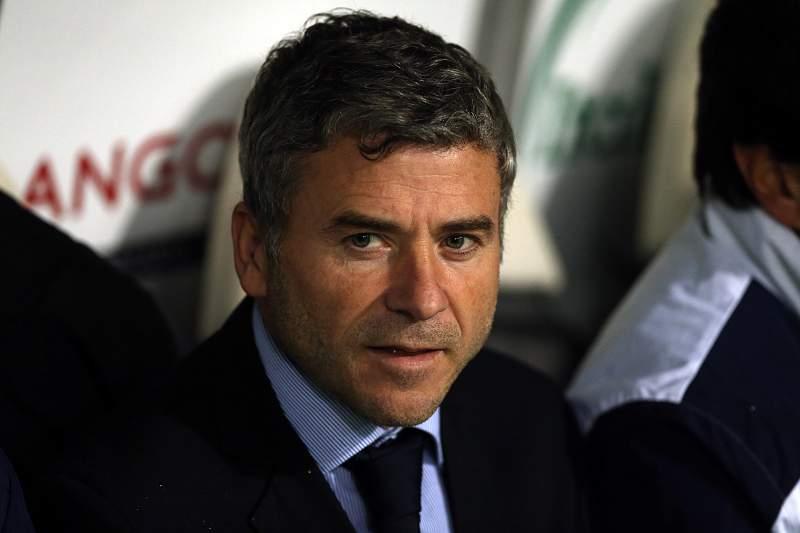 Rui Barros, treinador interino do FC Porto
