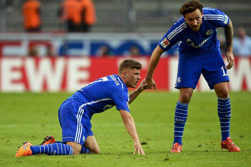 Marco Hoeger e Max Meyer