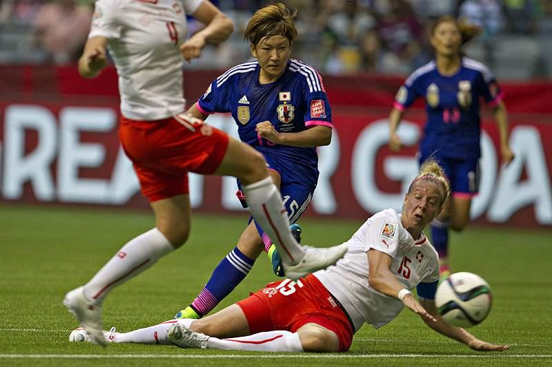 Japão vs Suíça