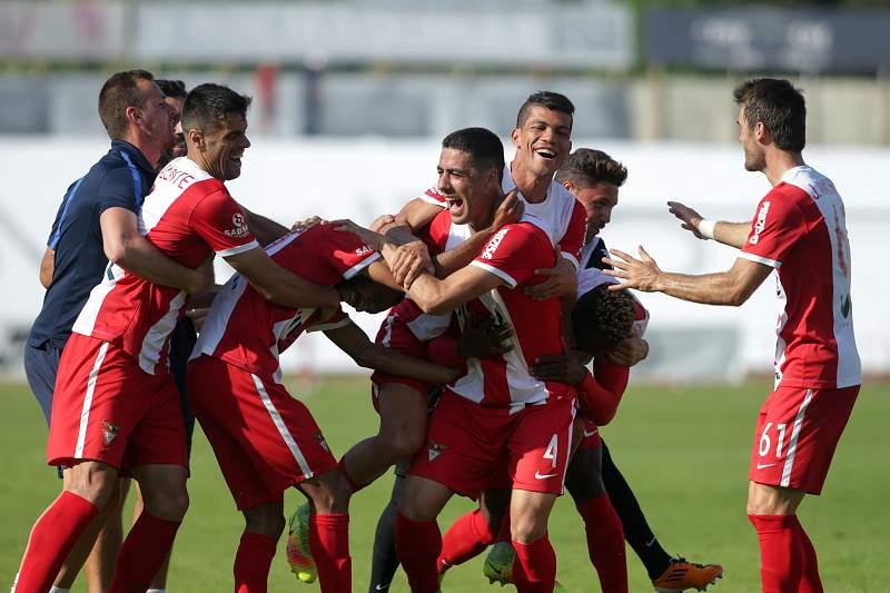 Desportivo das Aves vs FC Famalicão