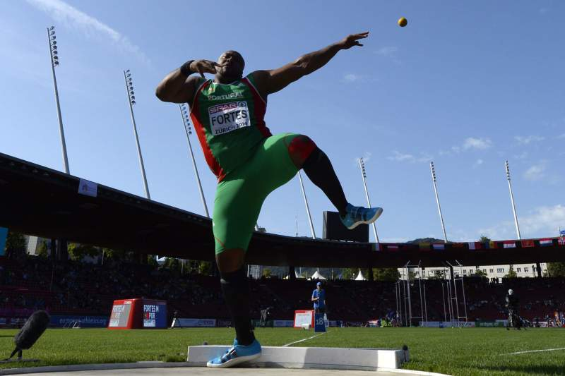 Marco Fortes ainda sem mínimos para os Mundiais de atletismo