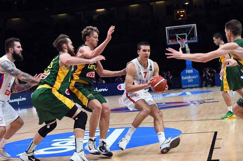 Lituânia vs Sérvia