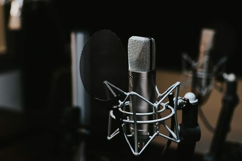 As vozes da rádio