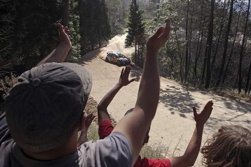WRC Rally de Portugal Day 3