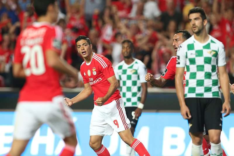 Benfica vs Moreirense