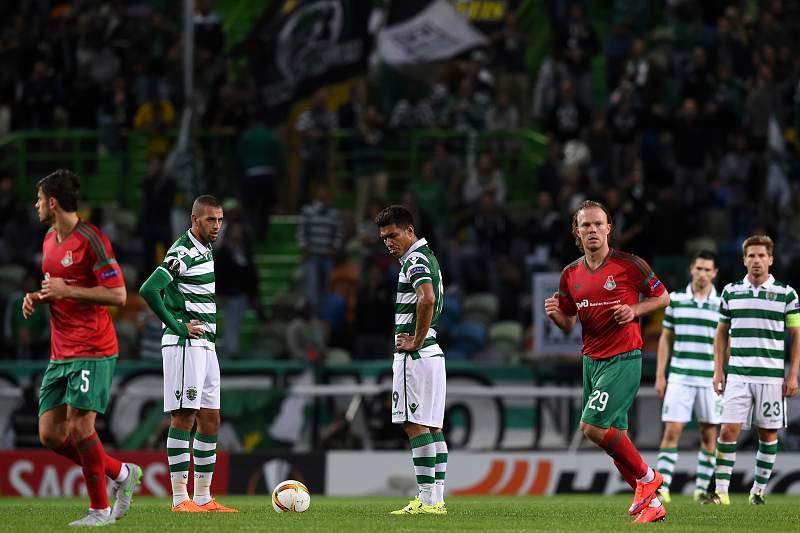 Sporting vs Lokomotiv