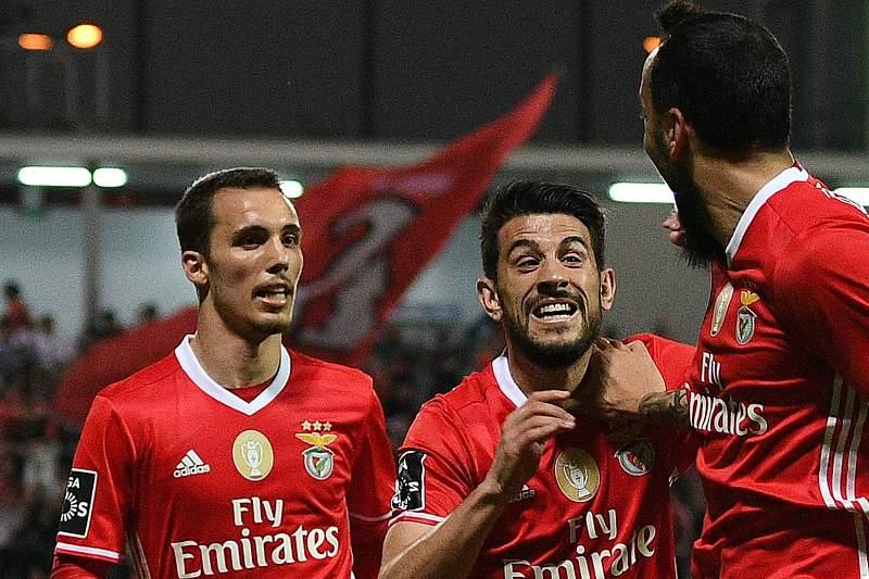 Moreirense vs SL. Benfica