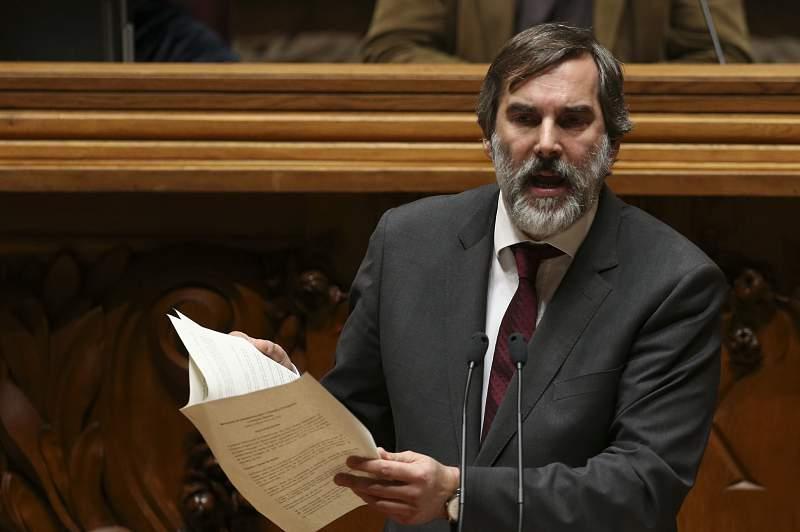 Emídio Guerreiro, deputado do PSD