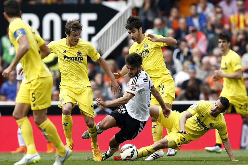 Valencia CF vs Villarreal