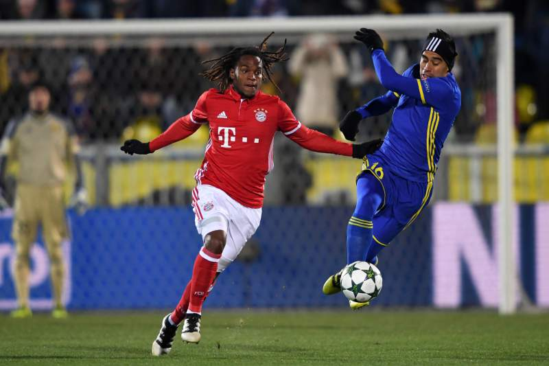 Renato Sanches e Noboa