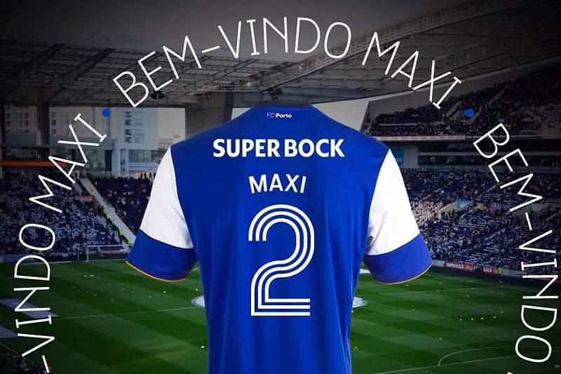 Maxi Pereira no FC Porto