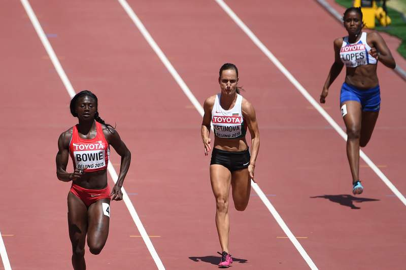 Lidiane Lopes, atleta cabo-verdiana