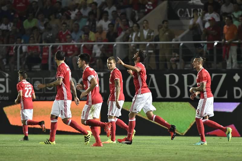 Benfica vence em Tondela