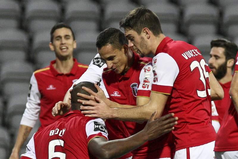 SC Braga: 'Guerreiros' procuram carimbar passagem aos 'oitavos' da Liga Europa