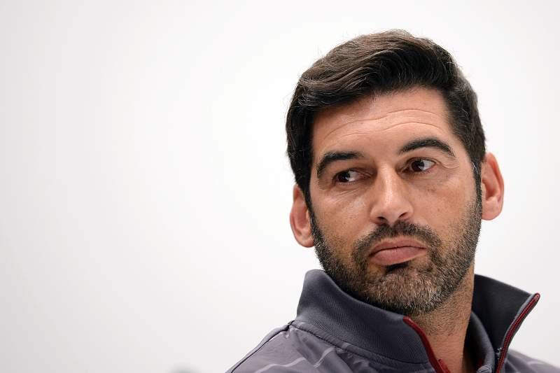 Paulo Fonseca, treinador do Sporting de Braga
