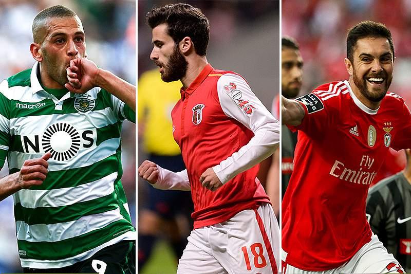 Destaques da 32ª jornada: A ronda dos 'bis' e do central goleador