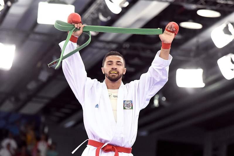 Aykhan Mamayev