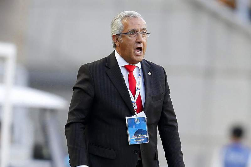 Gregorio Manzano, treinador espanhol
