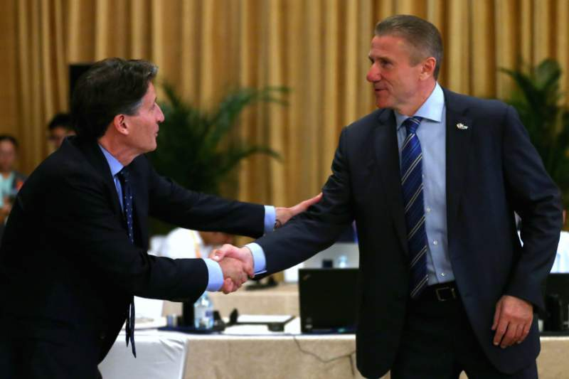 Coe ou Bubka. IAAF escolhe um presidente de prestígio