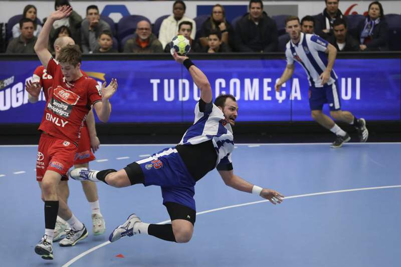 Andebol: FC Porto - Midtjylland