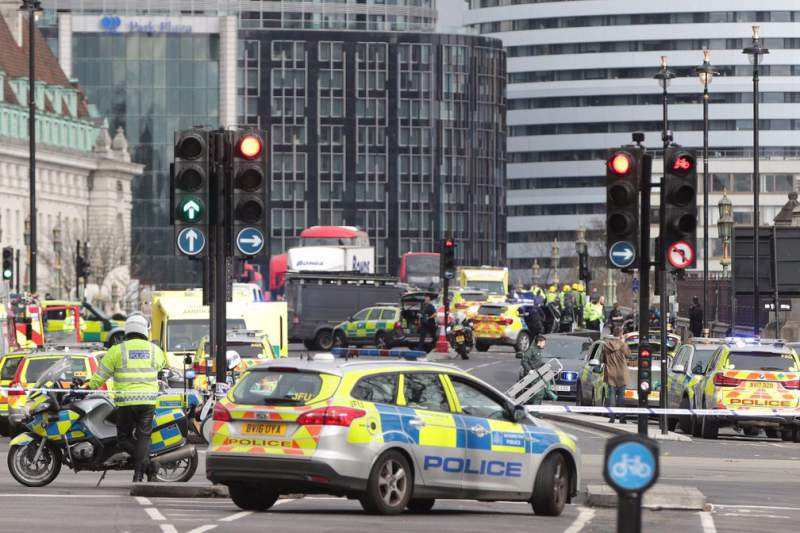 Os atentados de Londres da passada quarta-feira