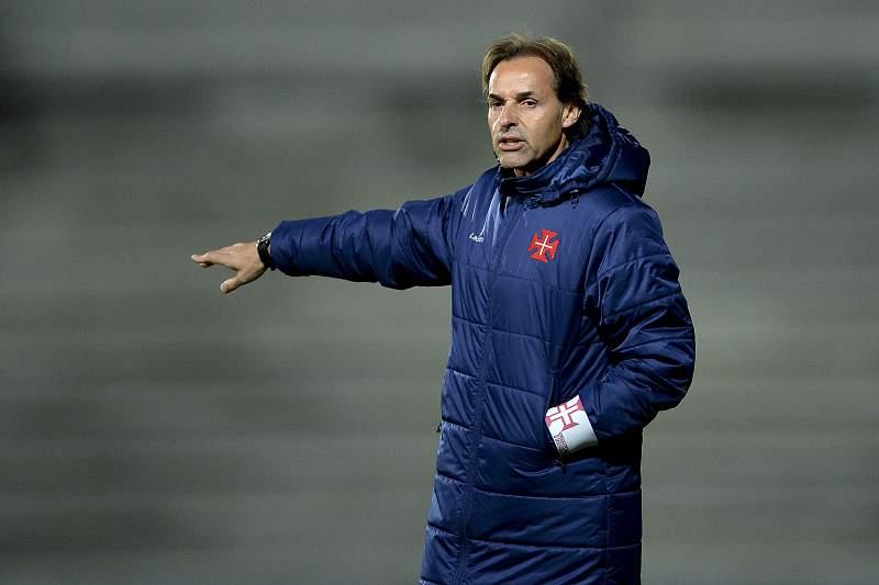 Quim Machado, treinador do Belenenses
