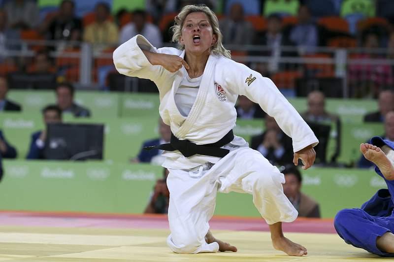 Rio2016: Judo: Telma Monteiro