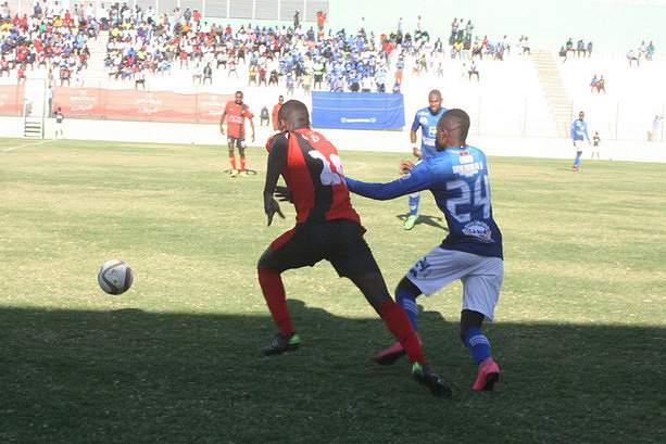 Desportivo da Huíla vs Recreativo da Caála