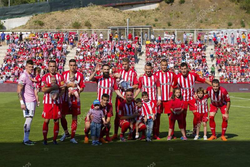 Girona sobe pela primeira vez à Liga espanhola de futebol