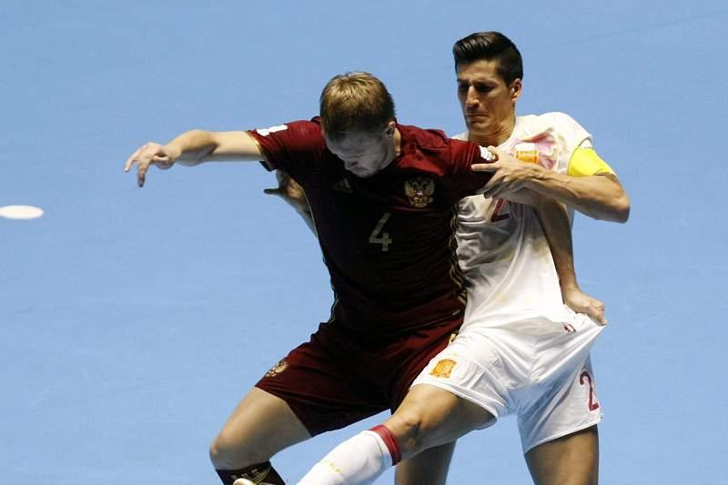 Spain vs. Russia