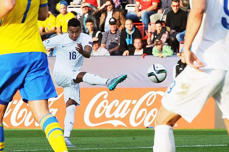 Euro Sub-21: Lingard dá a vitória a Inglaterra ante a Suécia
