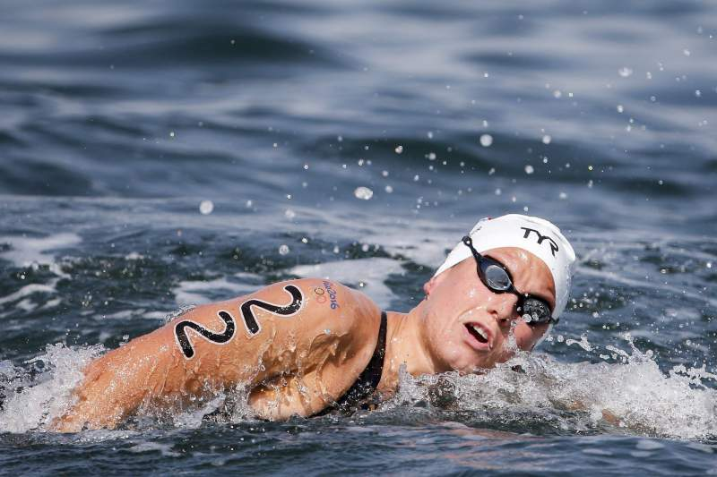 Nadadora francesa recorre para o TAS para 'recuperar' prata