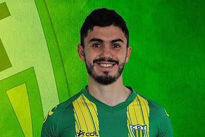 Médio ofensivo Bilal Sebaihi emprestado ao Tondela até final da época