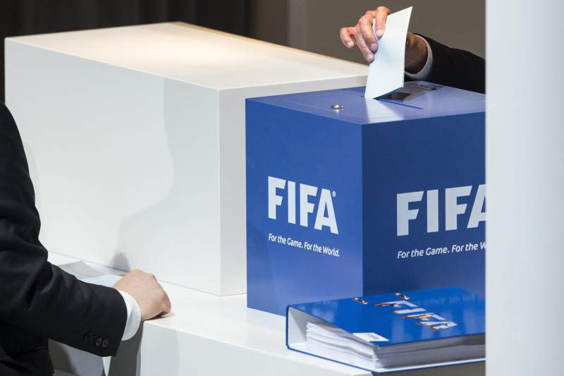 Extraordinary FIFA Congress in Zurich