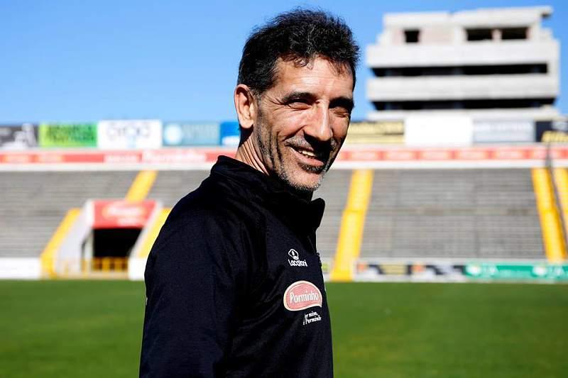Dito, novo treinador do Famalicão