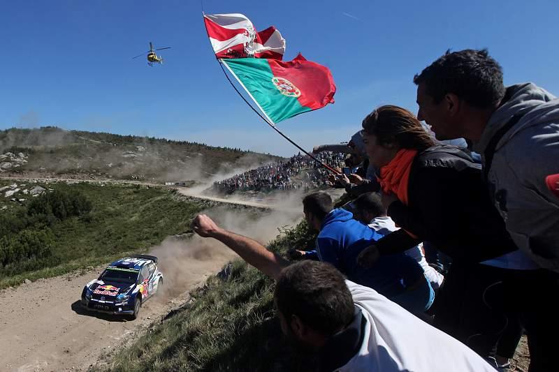 WRC Rally de Portugal Day 2