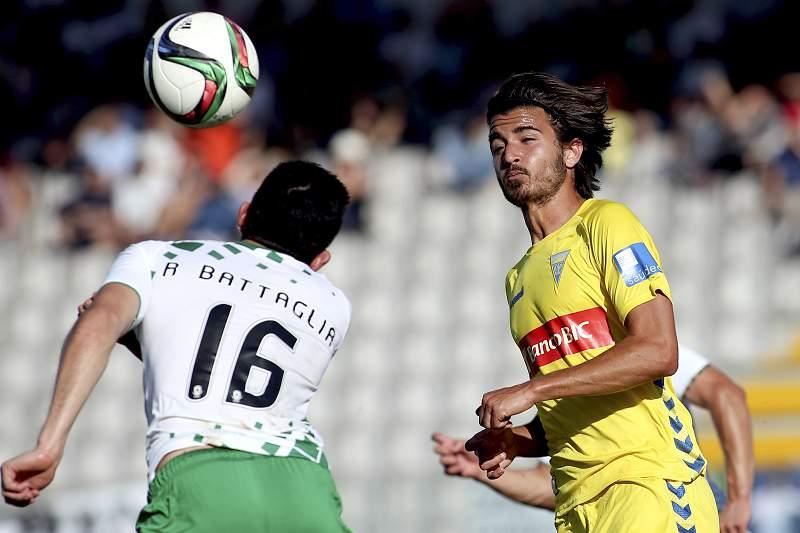 Mattheus quer Estoril-Praia sem medo para conquistar os três pontos ao FC Porto