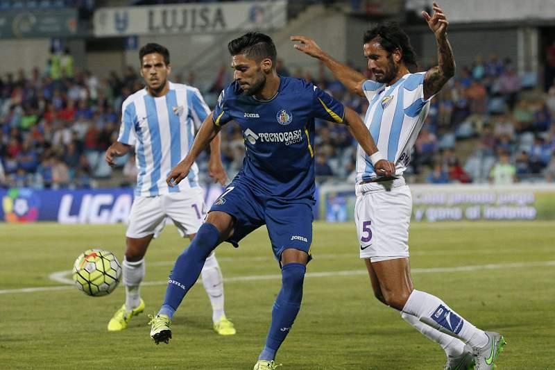 Getafe vs Málaga