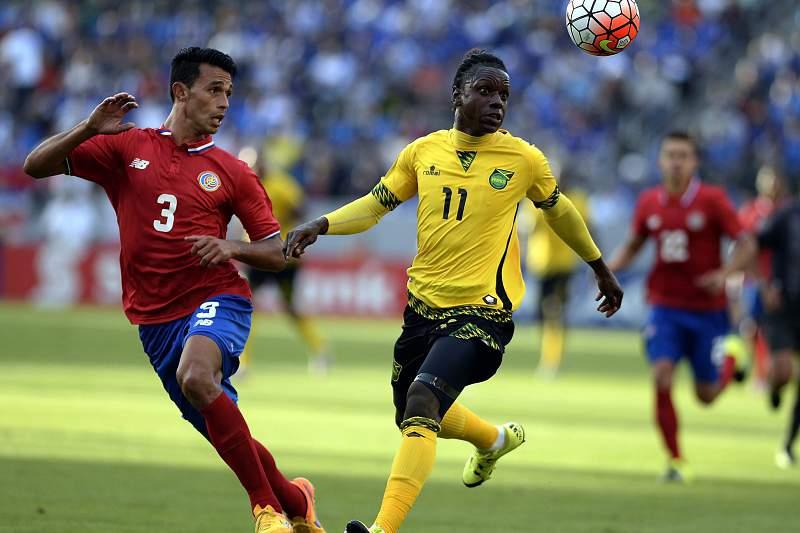 Gold Cup: Costa Rica - Jamaica